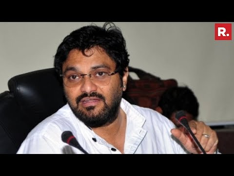 Election Commission Issues Show Cause Notice To Union Minister Babul Supriyo For Anti-TMC Song