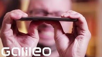 Unkaputtbar reloaded - Smartphones   Galileo   ProSieben