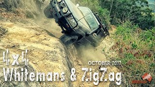 4x4 Watagans | Patrol rolls on ZigZag? | Watagans | ALLOFFROAD #134