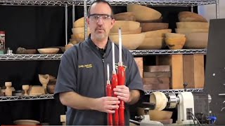 Easy Wood Tools Tip 1: Choosing Your Tool Size