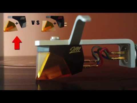 Comparison Between Ortofon 2M Bodies: Upper Range vs Lower Range
