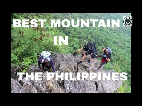 Hiking in The Philippines: Itinerary and tips (Pamitinan, Rizal)