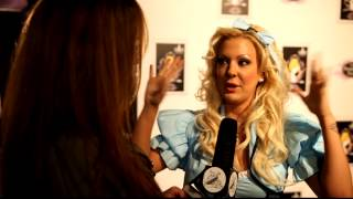 katie cazorla painted nails interview with bruna rubio