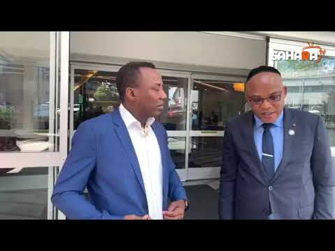 Nnamdi Kanu And Sowore Meet In New York, Vow To End Domination And Oppression In Nigeria