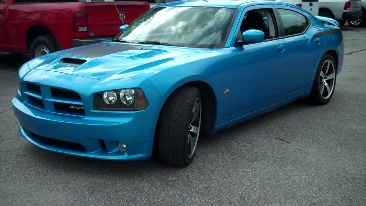 Best Price Used 2008 Dodge Charger Srt 8 Superbee Car Dealers In Maine Chrysler Jeep