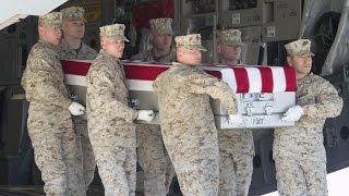 U.S. Navy SEAL killed in northern Iraq