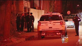 Police Searching For Suspect In Manchester Double Shooting