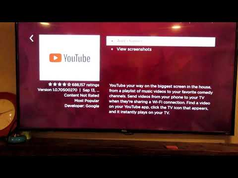 How To Add YouTube To Your Roku