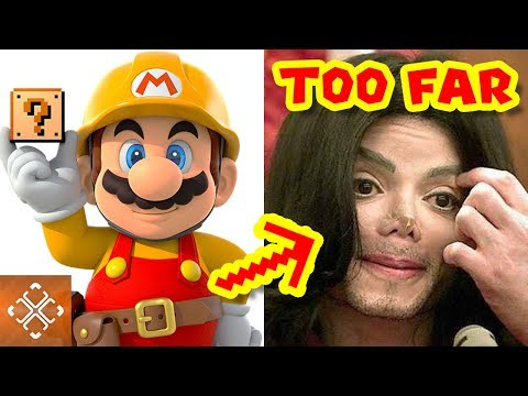 Download Youtube: 5 Times People Took Super Mario Maker TOO FAR