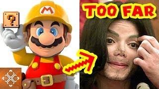 5 Times People Took Super Mario Maker TOO FAR