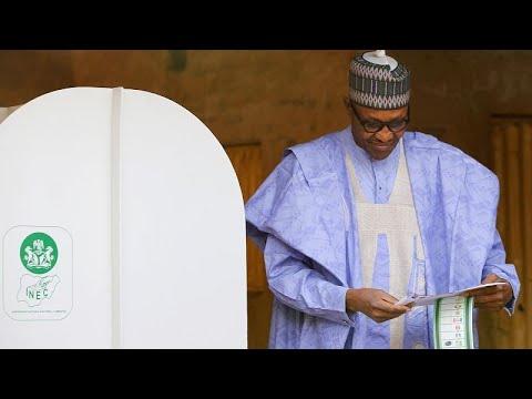 الانتخابات الرئاسية في نيجيريا.. مرشحان مسلمان في سباق محتدم متقارب…  - نشر قبل 2 ساعة