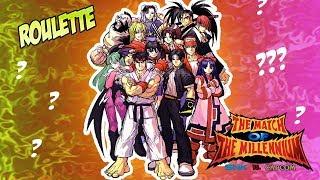 M.U.G.E.N - SNK vs Capcom: The Match of the Millennium [ROULETTE]