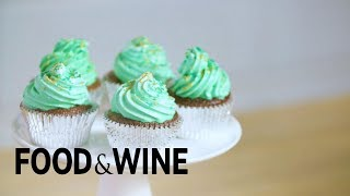 Frosting a Cupcake with Ice Cream | Mad Genius Tips | Food & Wine