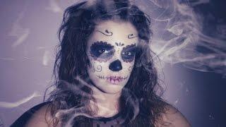 Baixar Catrina - Maquillaje para Halloween   Sandra Pérez