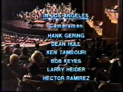 Marvin Hamlisch sings They're Playing My Song