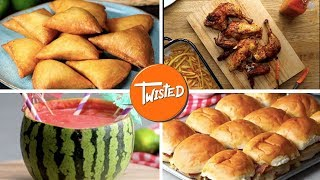 The Perfect Father's Day Party Recipes  | Twisted