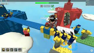 Roblox - Tower Defence Simulator BETA | Part 2 - i don't like zombies :(