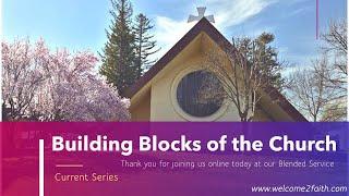 May 9, 2021 Sunday Service at Faith Lutheran Church, Pleasant Hill, CA