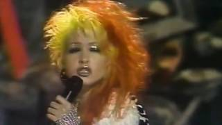 Cyndi Lauper - 1985 When You Were Mine (Live at American Music Award)