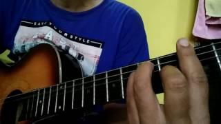 Kunci gitar lagu edan turun cm-gm-Bb-g