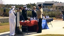 Jacksonville National Cemetery 2013 - Missing In America Project Funeral Service