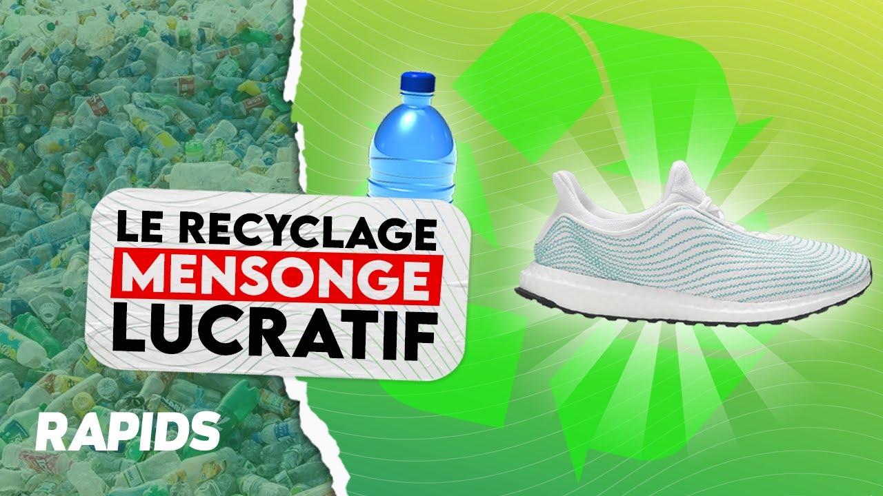 Le recyclage est (très souvent) un MENSONGE