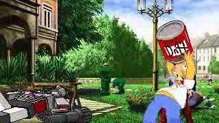 JS MUGEN Homer Iori vs Everyone 4