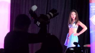 Miss Lakambini Toronto 2014 Swimwear Competition
