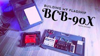 Building my Boss BCB-90X FlagShip Board!
