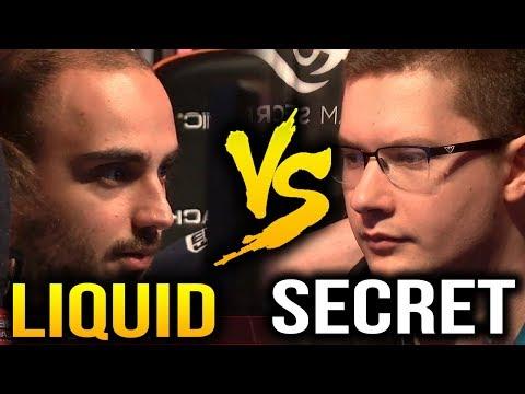 [LIVE] LIQUID VS SECRET [Bo5] Grand Finals Dota DreamLeague Season 8