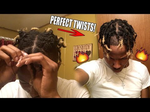 How To: Re-Twist OLD Twists / Get PERFECT Two-Strand Twists!
