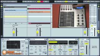 Ableton Live Tutorial part 2/5 - Beat Repeat Effect