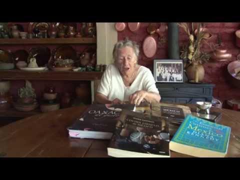 En busca de los ingredientes y las recetas tradicionales. Diana Kennedy