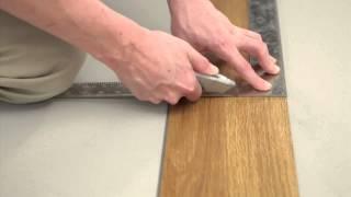 STAINMASTER® Locking Luxury Vinyl Floor Installation