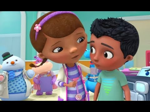 Доктор Плюшева -  Клиника игрушек, спецвыпуск - Спасатели спешат на помощь | Мультфильм Disney