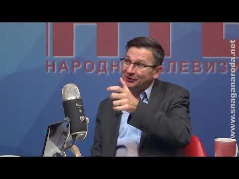 Милош Ковић: Режим шири дефетизам, а на протестима у Београду се не помиње Косово