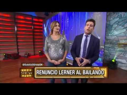 Alejandro Lerner abandonó el Bailando
