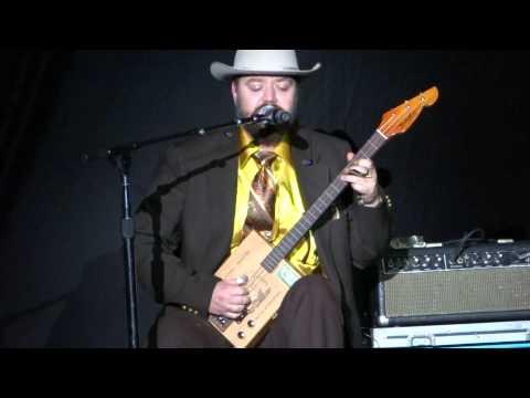 The Mighty Orq =] John the Revelator [= March 6, Bayou Music Center, Houston, Tx