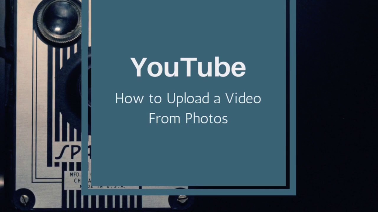 A Comprehensive Guide to Uploading and Editing Videos for
