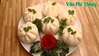 ✅ Bánh Bao Chay | Văn Phi Thông |