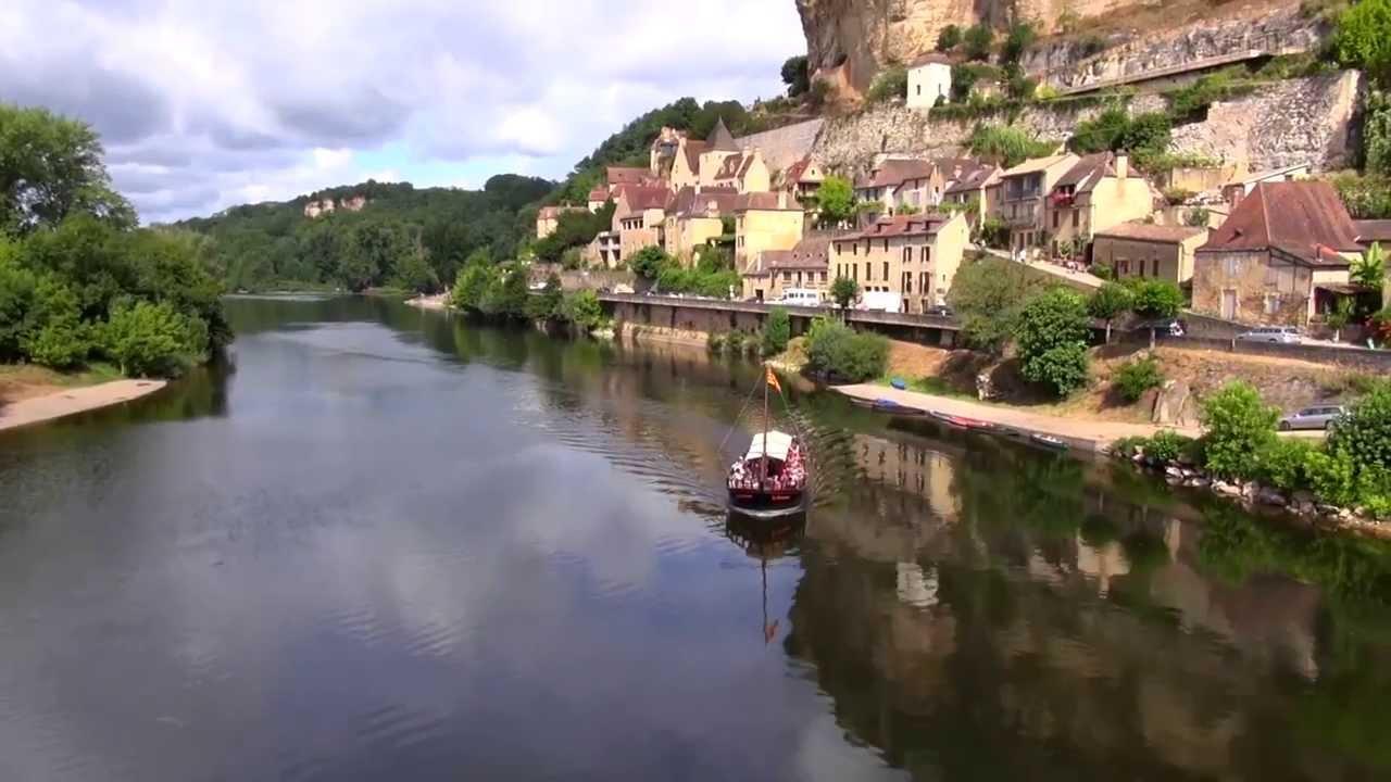 Dordogne p rigord d couverte de la vall e de la dordogne youtube - Office de tourisme de dordogne ...