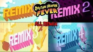 All Remix in Rhythm Heaven Fever (Wii)