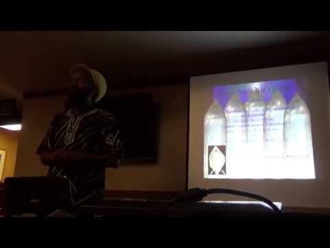 Ras Ben  Rocks Of Ages Reasoning  Oakland CA July 19 2014