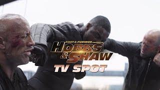Fast & Furious Presents - Hobbs & Shaw - TV Spot (Black Superman)