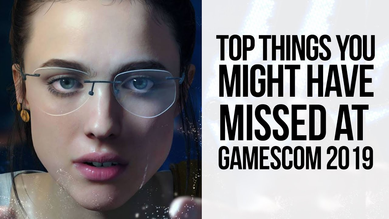 Gamescom 2019 RECAP | Death Stranding | Cyberpunk 2077 | WatchDogs Legion & MORE
