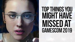 Gamescom 2019 RECAP | Death Stranding | Cyberpunk 2077 | WatchDogs Legion & MORE