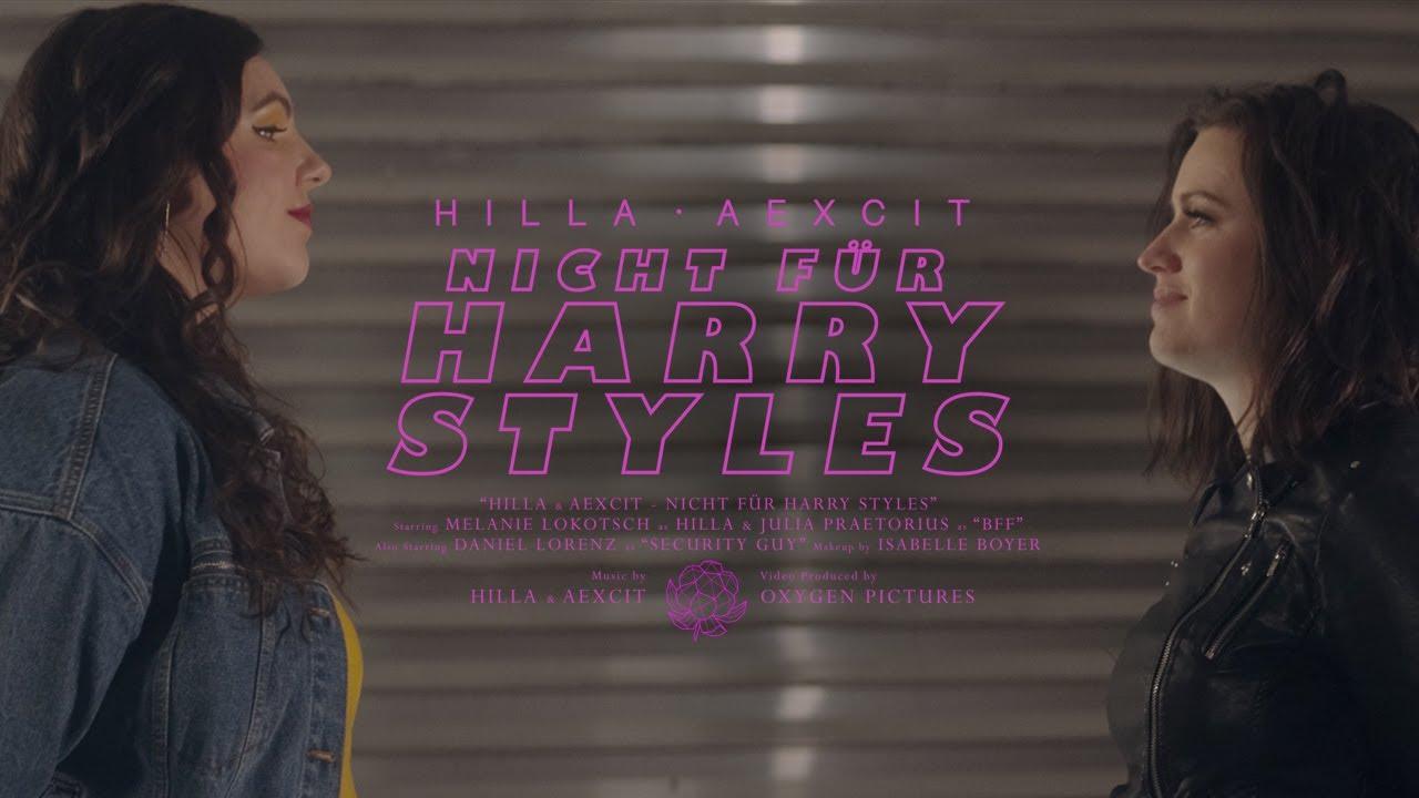 HILLA x AEXCIT - Nicht für Harry Styles (Offizielles Musikvideo)