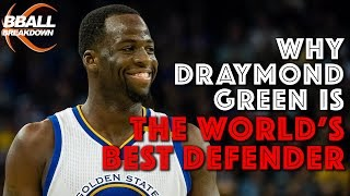 Why Draymond Green Is THE WORLD