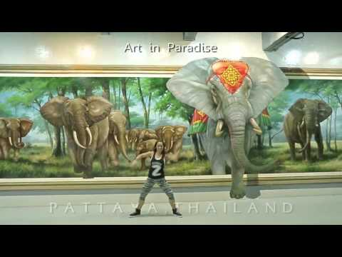 Zumba Fitness in Pattaya, Thailand – Tourism Authority of Thailand