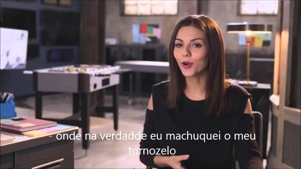 Download [LEGENDADO] Victoria Justice - Trailer 'Eye Candy' | Por Trás das Câmeras | MTV